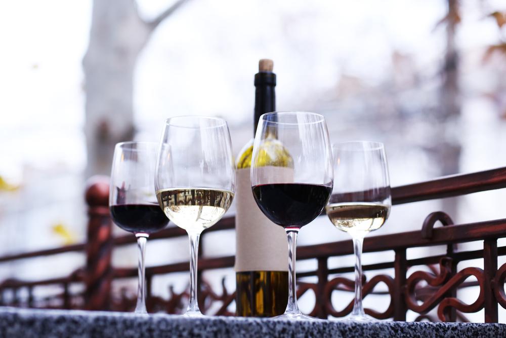 Wine tasting in Bucharest