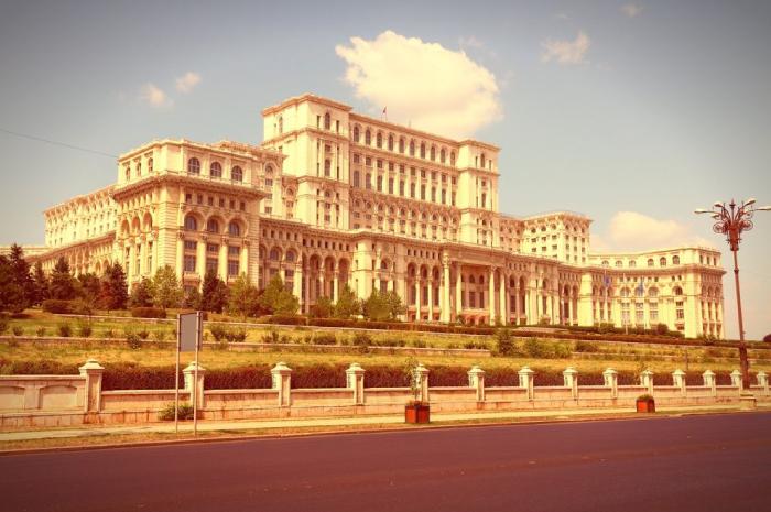 Palazzo del Parlamento (Casa del Popolo)