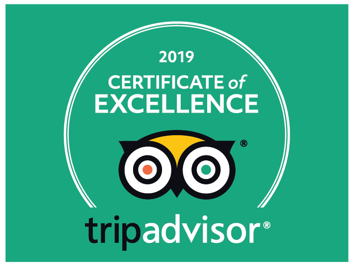 Trip Advisor Certificate of Excellence - When in Bucharest