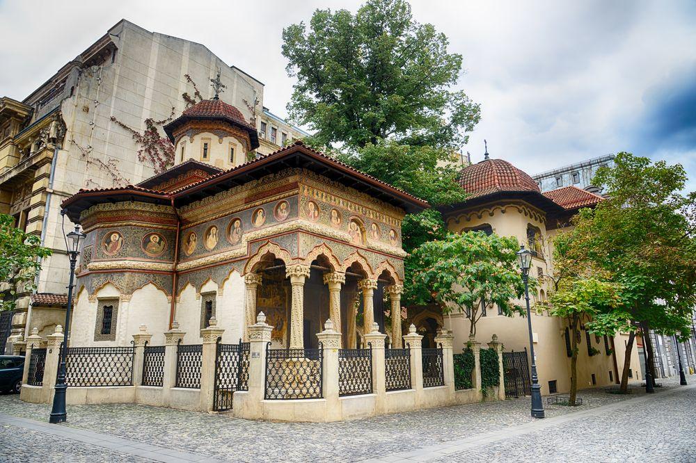 Monastero Stavropoleos